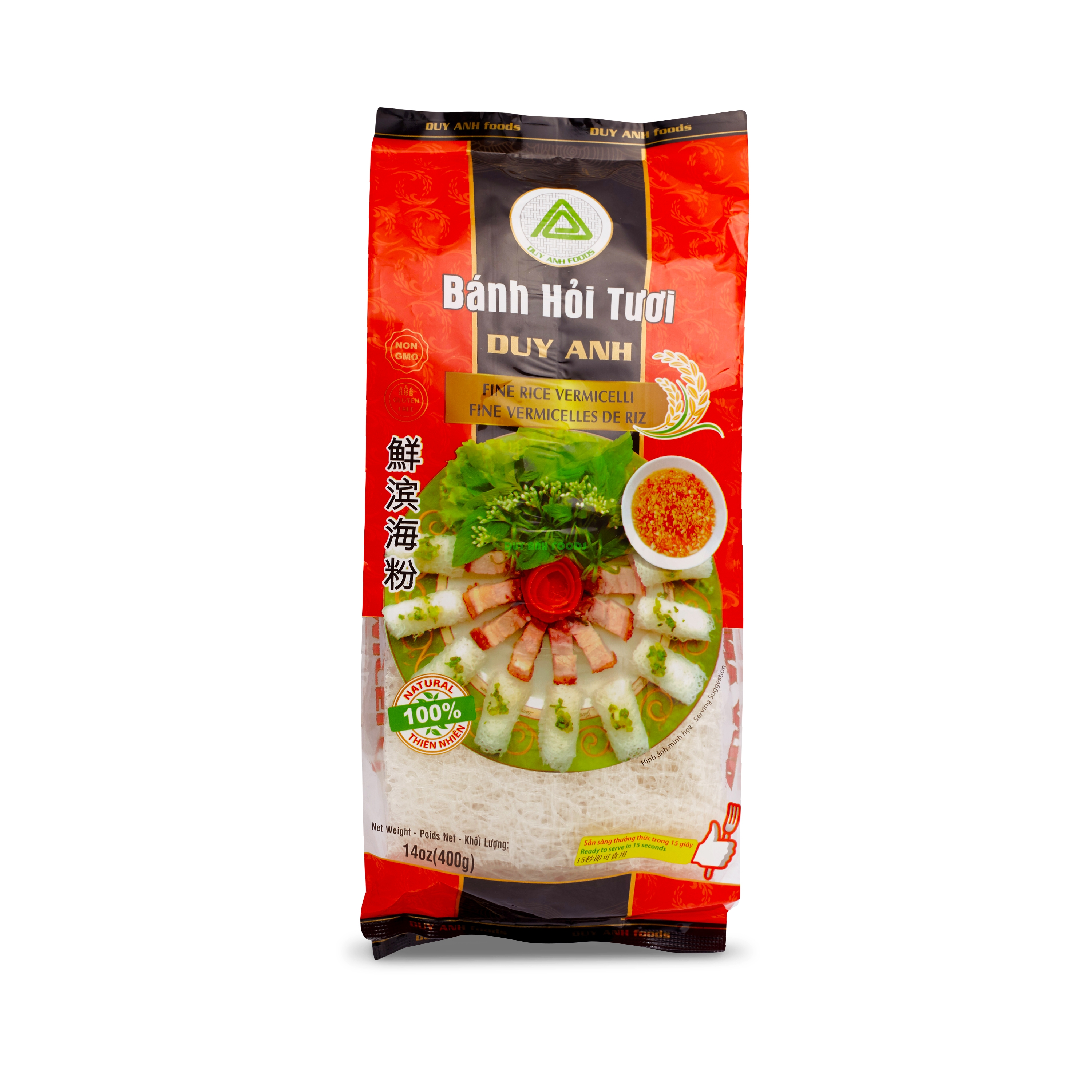 Fine Rice Vermicelli - Duy Anh