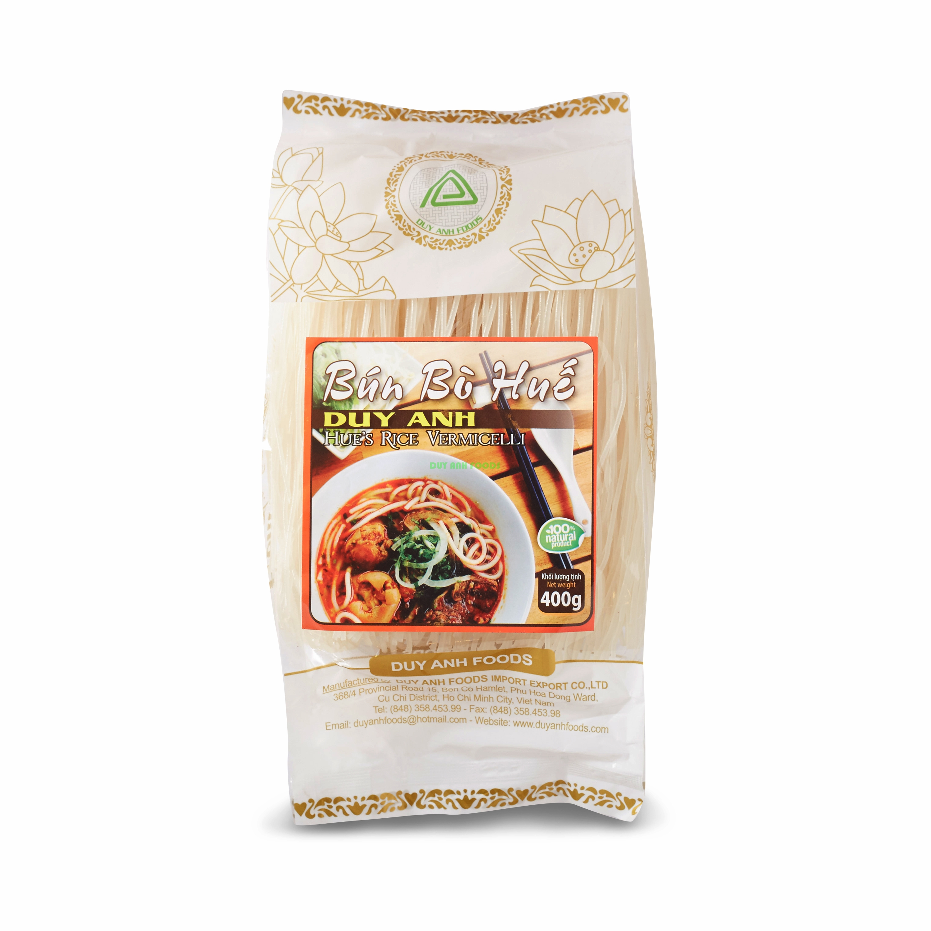 Duy Anh - Hue\'s Rice Vermicelli size 2.0mm