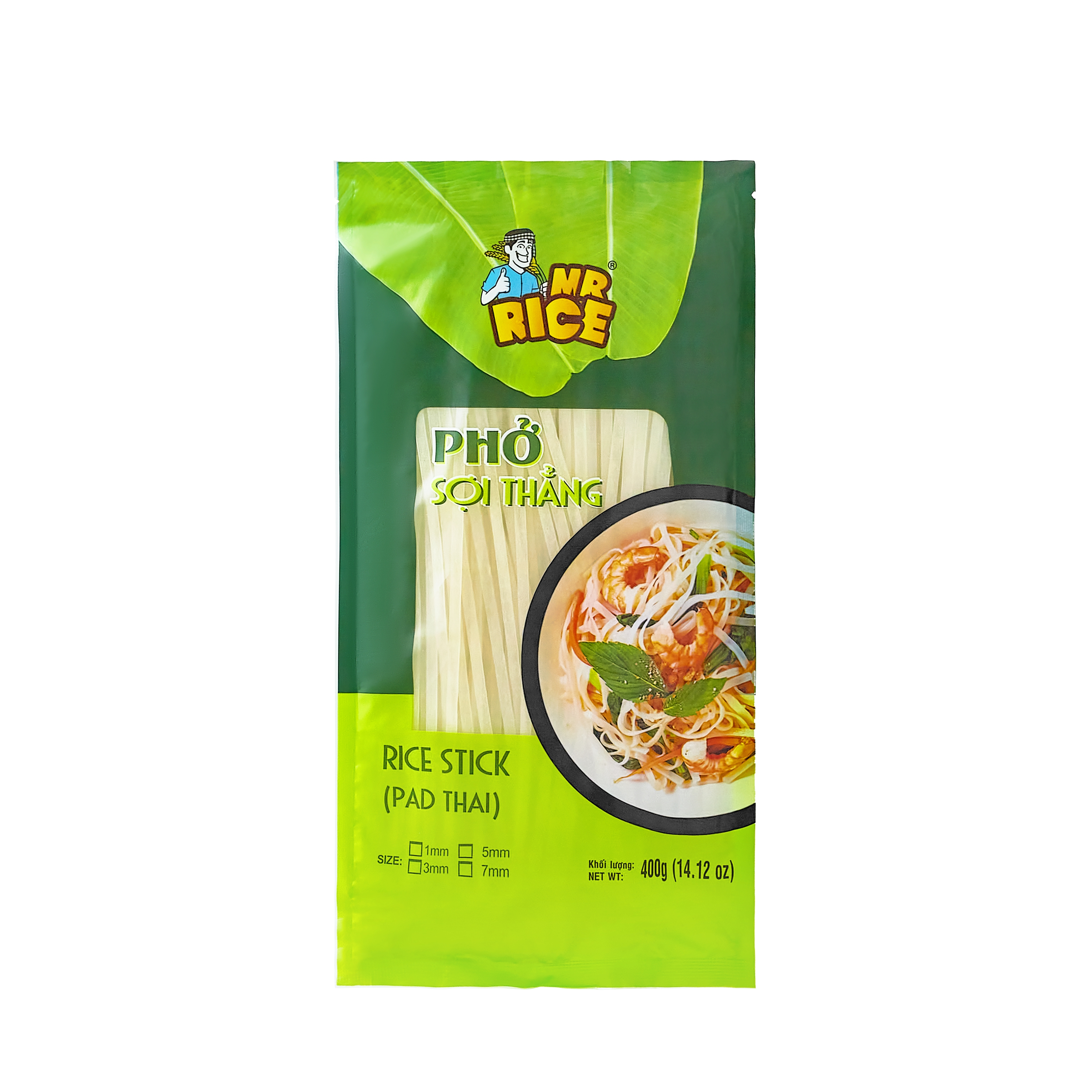 Rice Noodle - Straight Rice Noodle