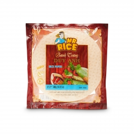Round Freshroll Rice Paper 22cm - MR RICE