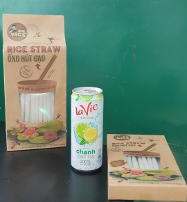 RICE STRAWS MR RICE - PAPER BOX 250G