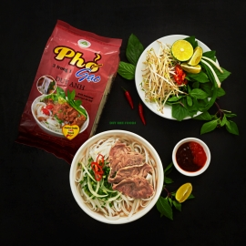 Rice Stick - Rice Noodle - Duy Anh