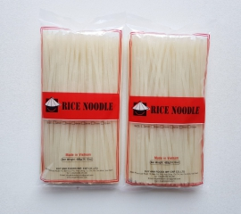 STRAIGHT RICE NOODLE - PAD THAI - RICE STICK - DUY ANH
